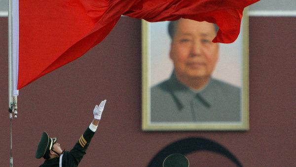 Čínská lidová republika nejsou Spojené státy a vláda zákona se tu vykládá jinak - Ilustrační foto.