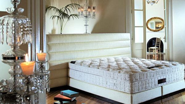 Výzkum: Lidé chtějí spát v absolutním klidu, 90 procent lidí chce kvalitní matraci