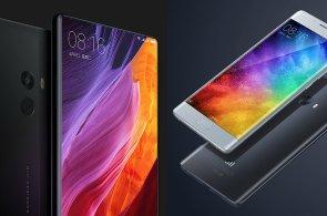 Xiaomi vyrobilo kopii Note7 za 12 tisíc a telefon Mix s keramickým tělem bez rámečků