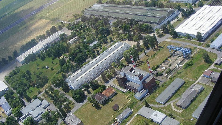Letiště ve Vodochodech