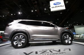 Chceme zůstat značkou pro specifickou klientelu, říká Subaru. Asi jako jediná automobilka nechce růst