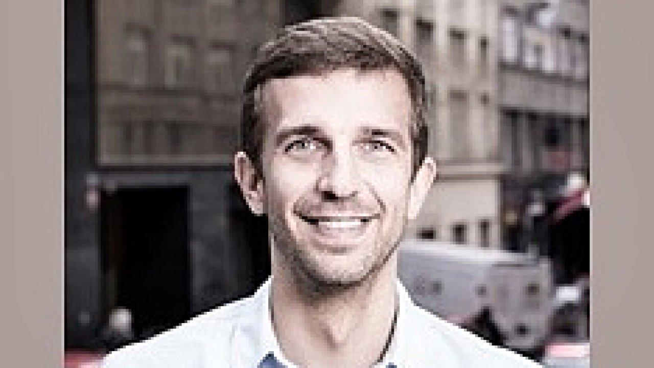 Patrik Czetö, předseda České asociace sdílené ekonomiky