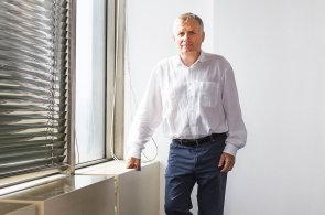 Zakladatel firmy Tedom Josef Jeleček projel kus světa. Jak nebezpečná je ruská zima, zjistil v Jekatěrinburgu