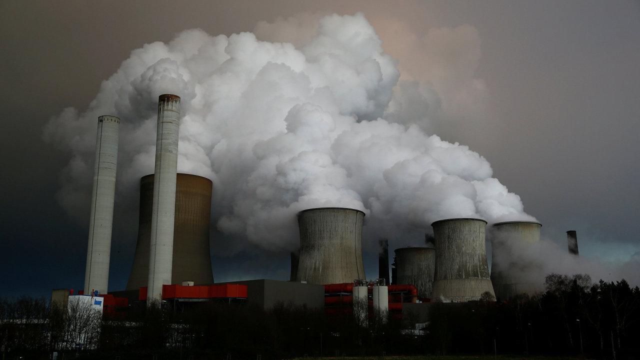 Německá energetická společnost RWE.