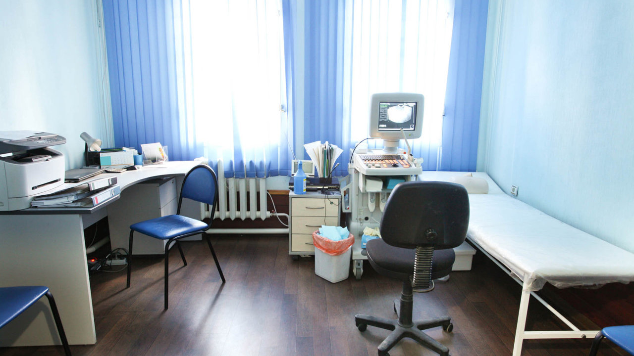 Vzrostl jen počet pacientů upraktického lékaře - Ilustrační foto.