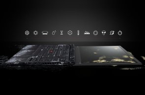 Lenovo ThinkPad Carbon X1 je luxusní notebook pro náročné manažery. Má styl, výkon i výdrž