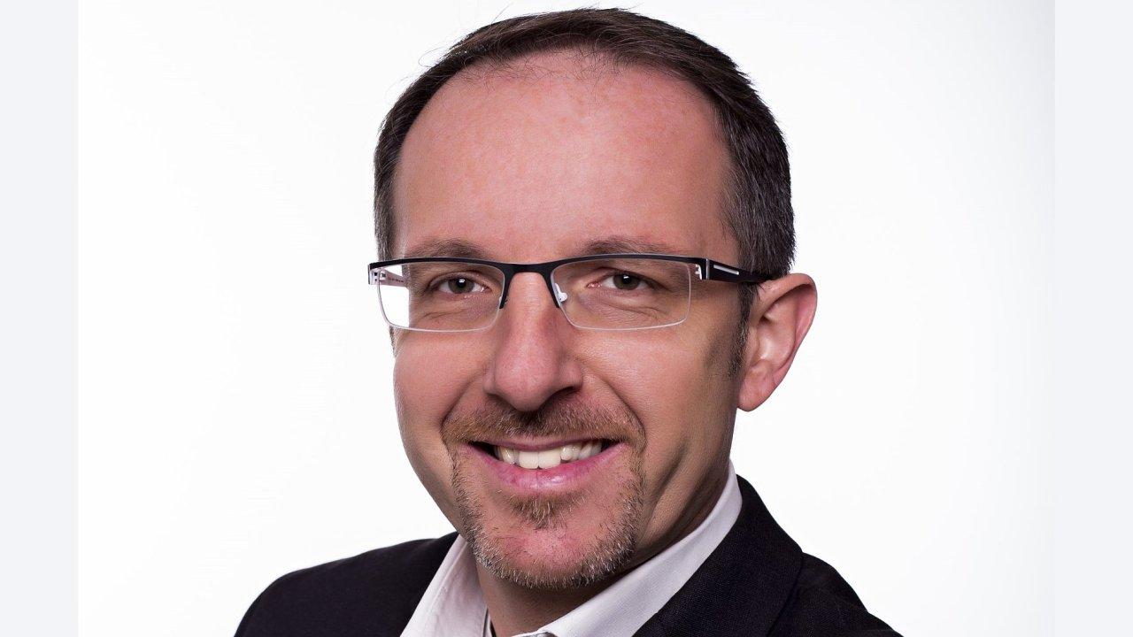 Roman Grunt, generální ředitel společnosti QUINTA-ANALYTICA