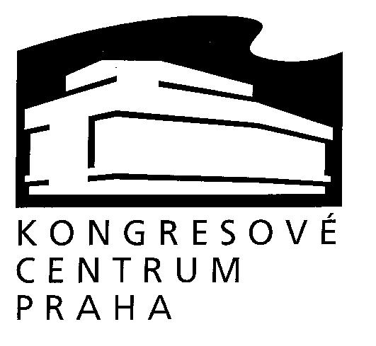 Kongresové centrum Praha - logo z roku 1996