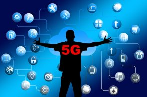 V roce 2023 bude 5G pokrývat více než 20 procent celosvětové populace, ilustrace