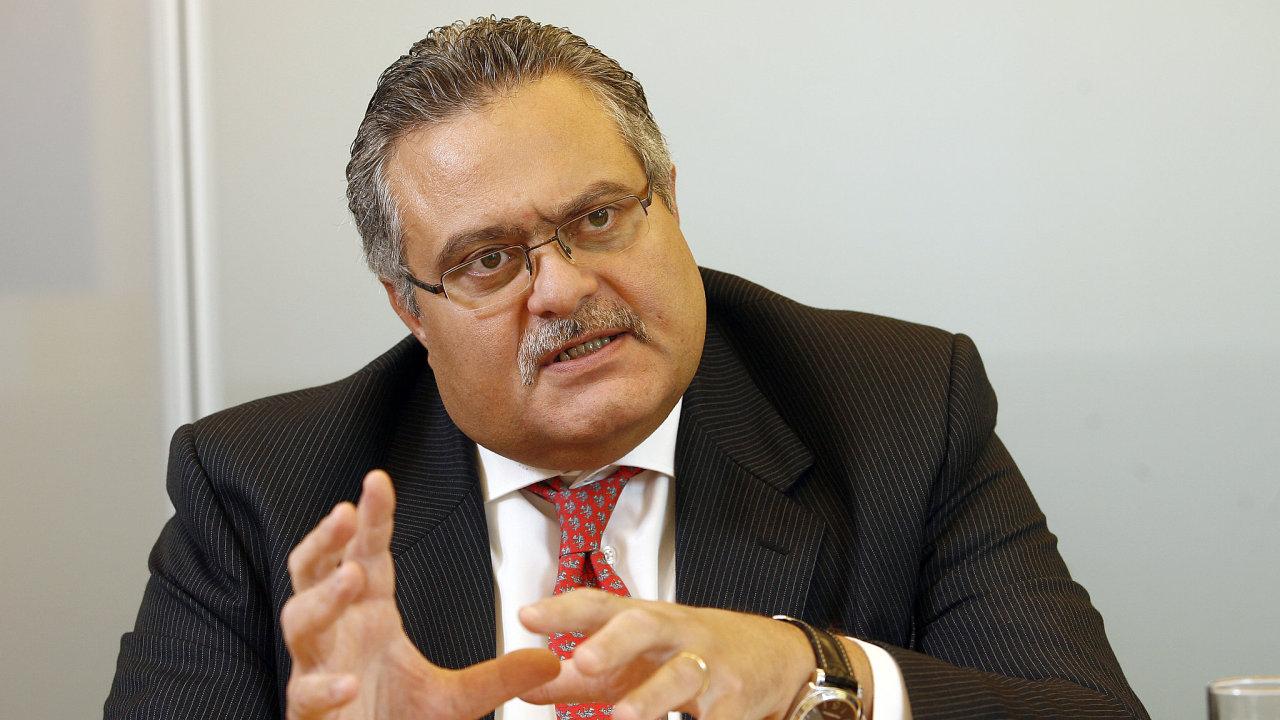 Luciano Cirina, generální ředitel Generali CEE Holding