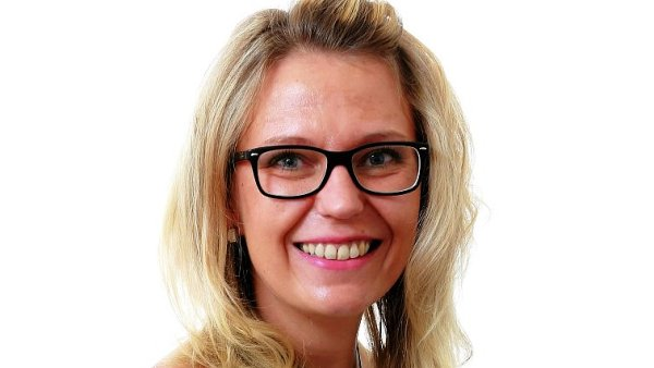 Miroslava Chvojková, manažerka pro dočasné přidělení agentury Grafton Recruitment