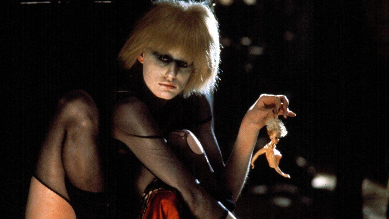 Herečka Daryl Hannah ve filmu Blade Runner z roku 1982. – !!! Pouze jednorázové užití !!!
