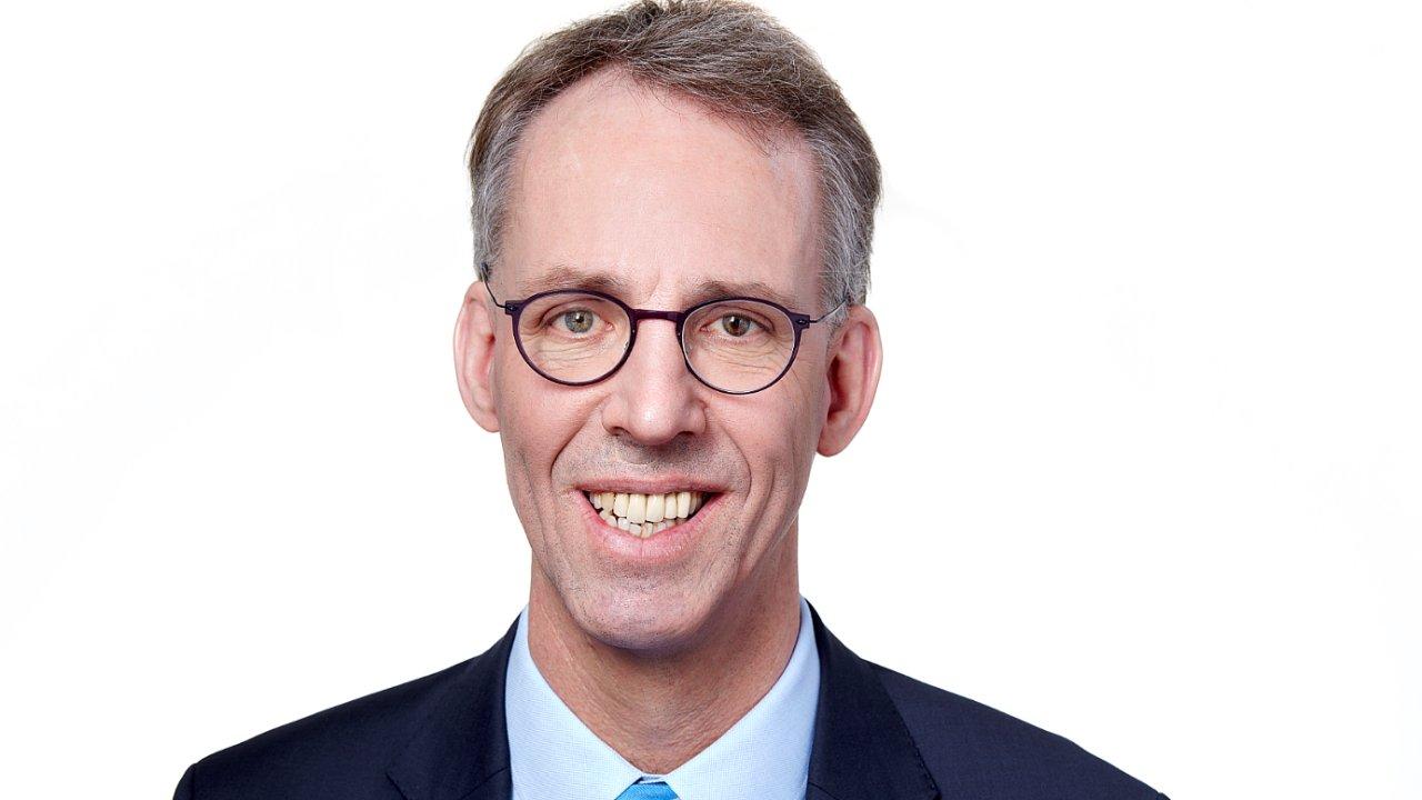 Erwin Hanslik, vedoucí partner Taylor Wessing Czech Republic