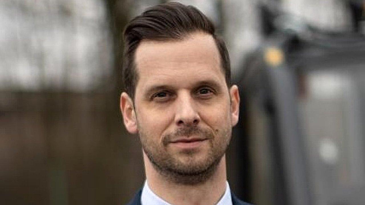 David Čepek, ředitel a jednatel společnosti Linde Material Handling Česká republika