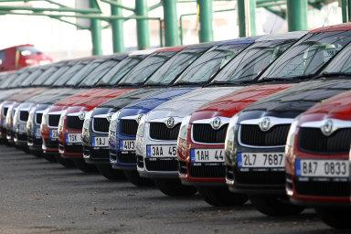 Ceny mladých vozů půjdou postupně nahoru také kvůli stoupajícím cenám nových vozů, které se budou postupně dostávat na trh jako zánovní ojetiny.
