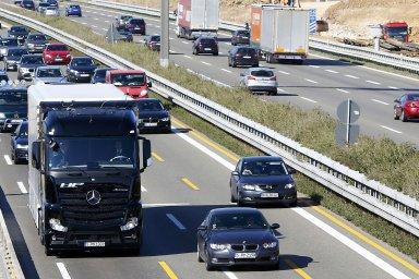 Čínská společnost Neolix zahájila masovou výrobu samořízených dodávkových vozů - Ilustrační foto.