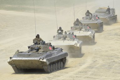 Česko vyhlásilo tendr na bojová vozidla pěchoty koncem března. Nové stroje mají nahradit ty současné dosluhující, které pochází ještě zdob socialismu.