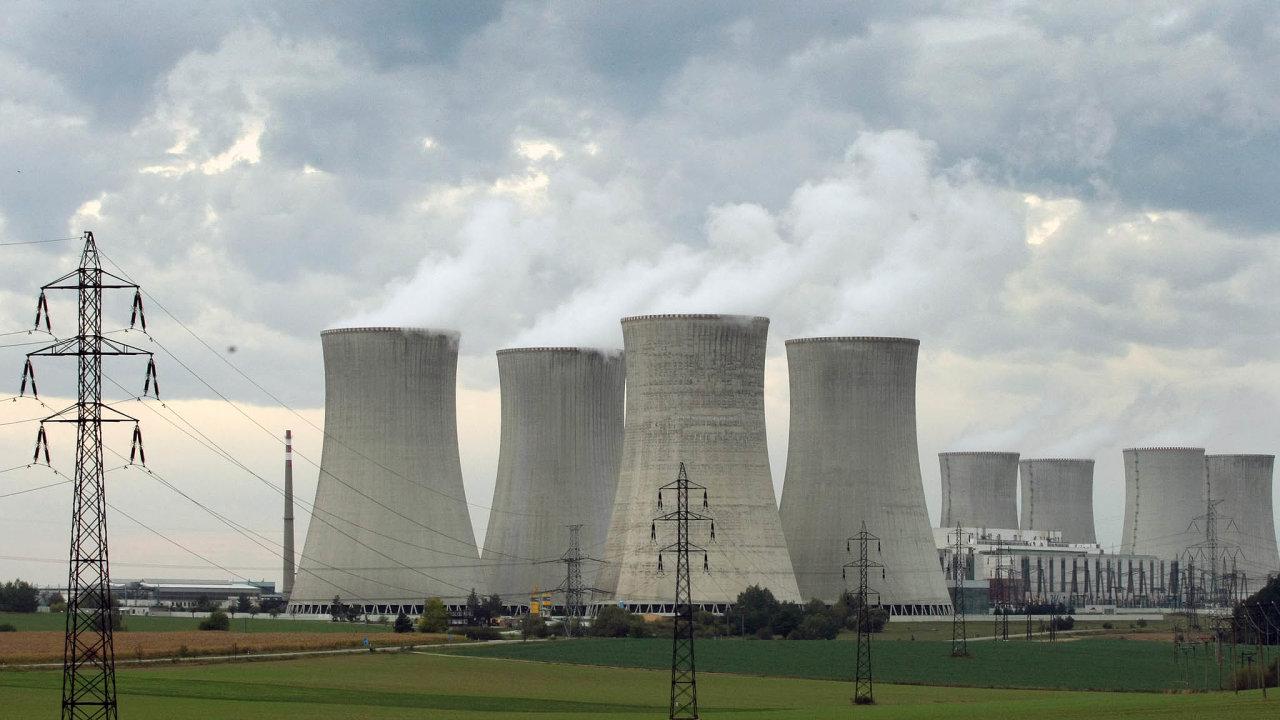 Kabelovna Kabex dodává své speciální kabely do jaderných elektráren v Temelíně a Dukovanech (na snímku).