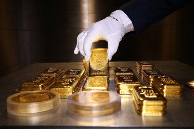 Zlato by podle prognóz společnosti Golden Gate mohlo ještě letos překonat hranici 2000 dolarů za troyskou unci.