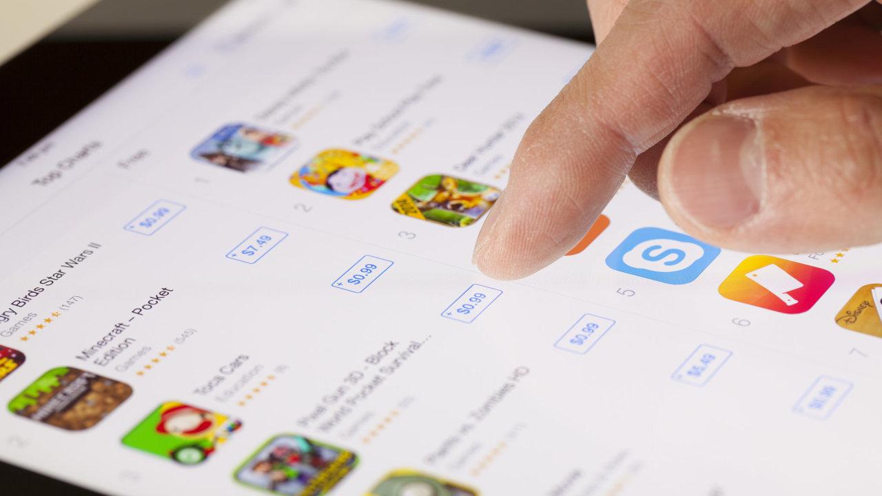 app store, apple, aplikace