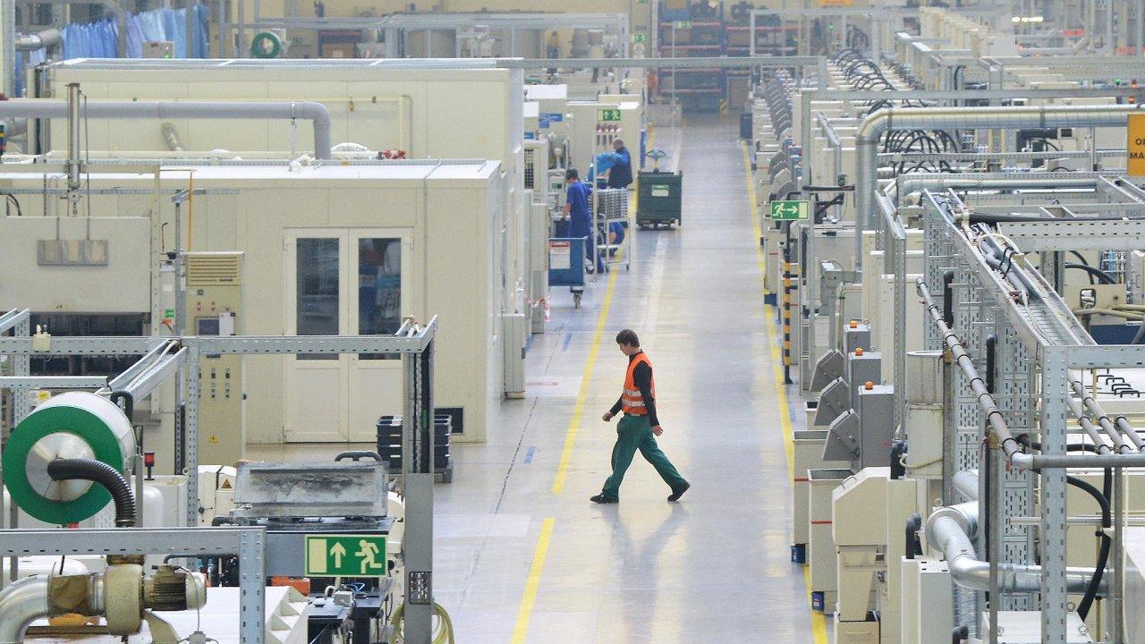 Jihlavská továrna společnosti Bosch