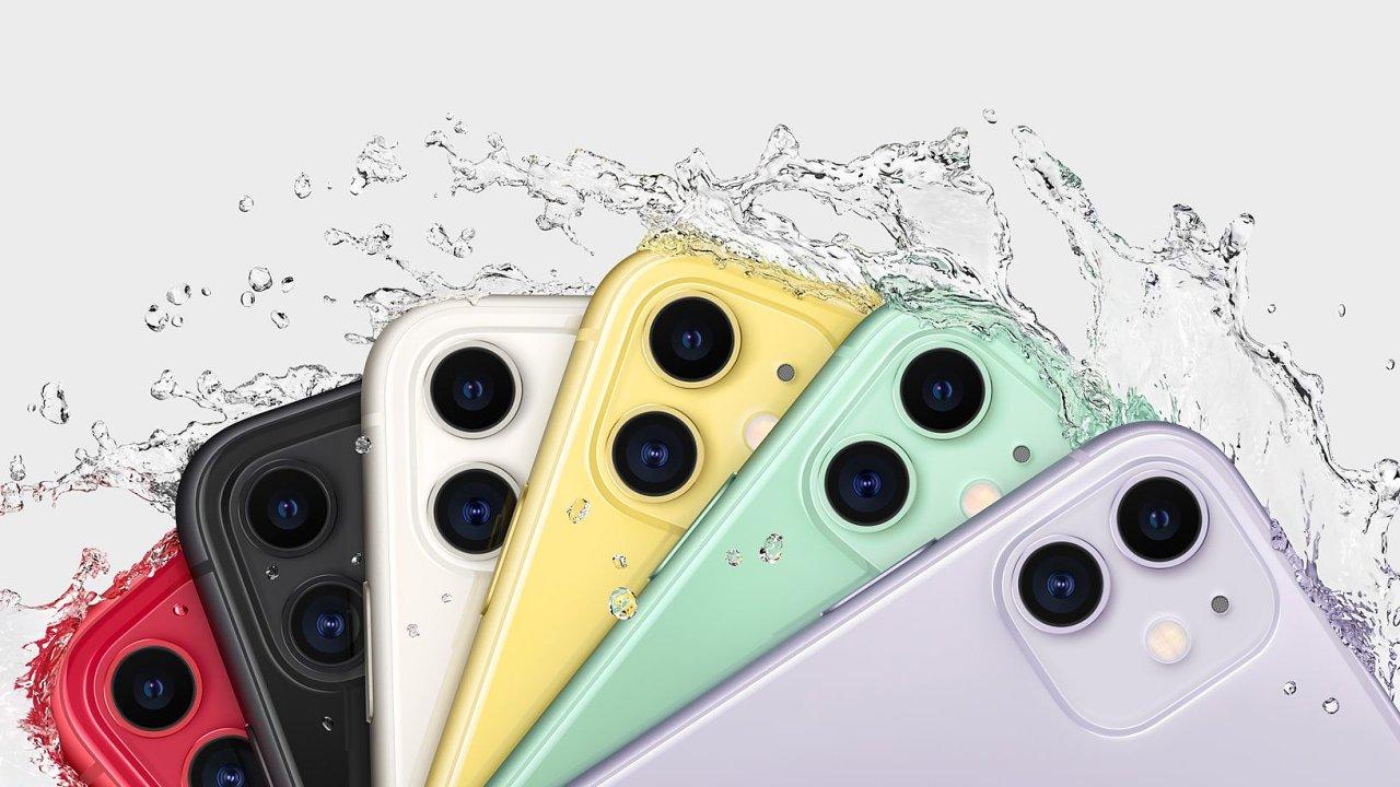 iPhone 11 má skvělý výkon, výdrž a nebojí se ani vody.