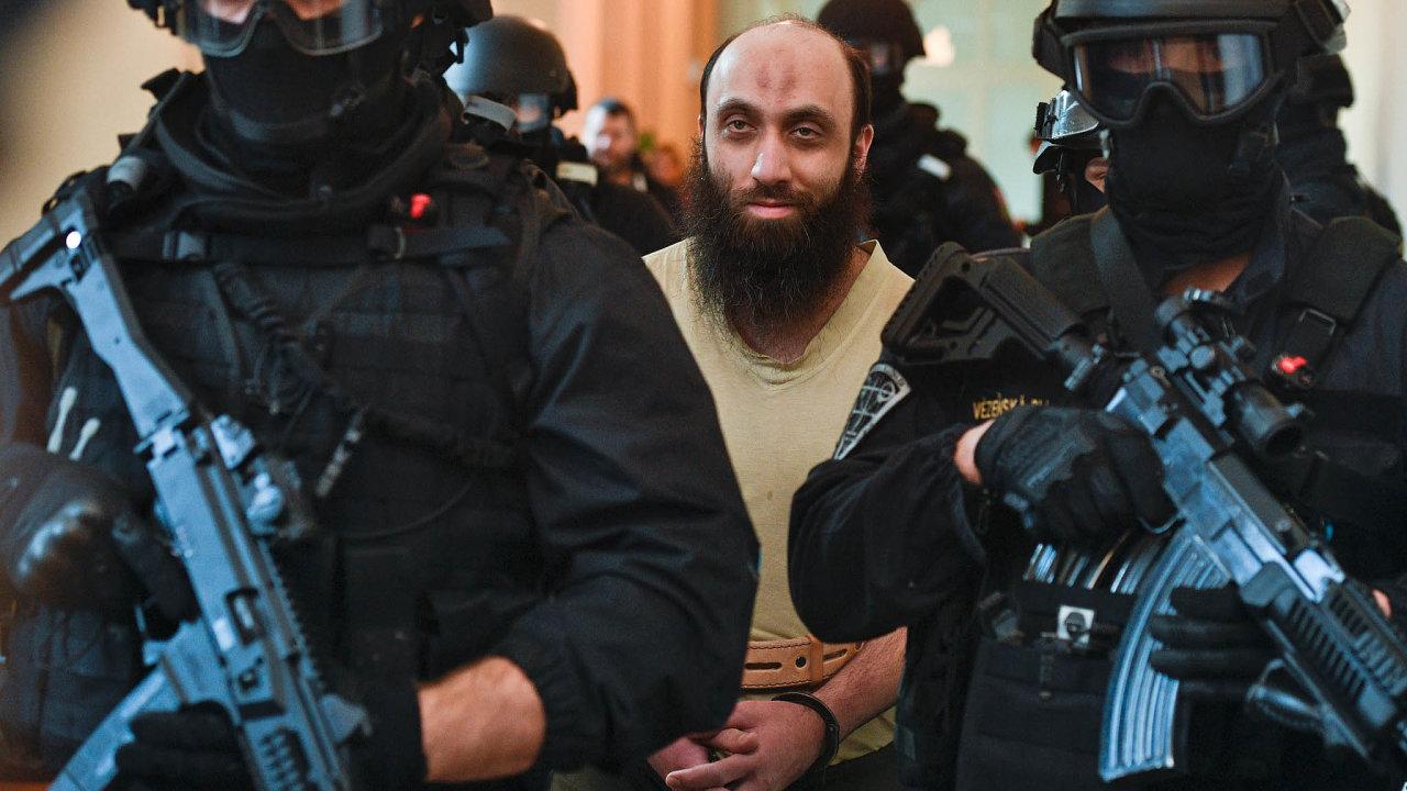 Samer Shehadeh čeká u českého soudu narozsudek zapodporu terorismu.