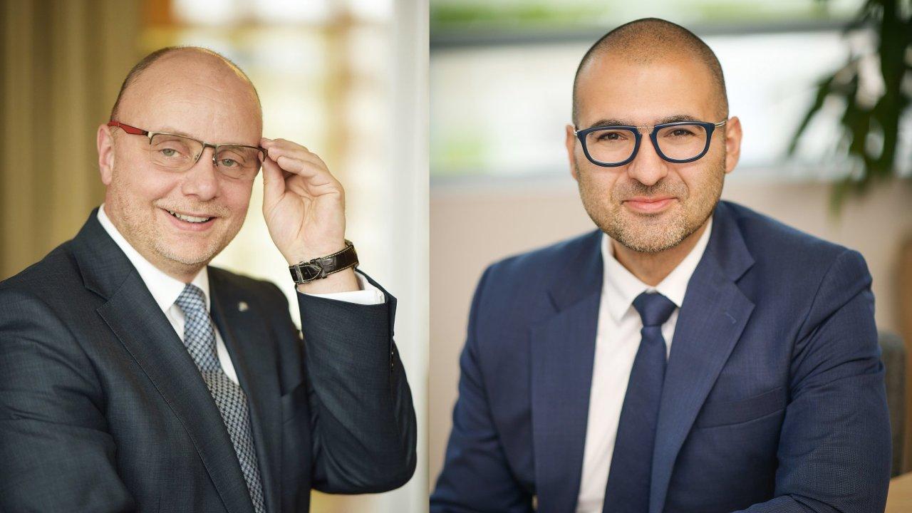 Ing. Vladimír Hejduk, partner er.tax, a Mgr. Martin Murad, senior associate Rowan Legal.