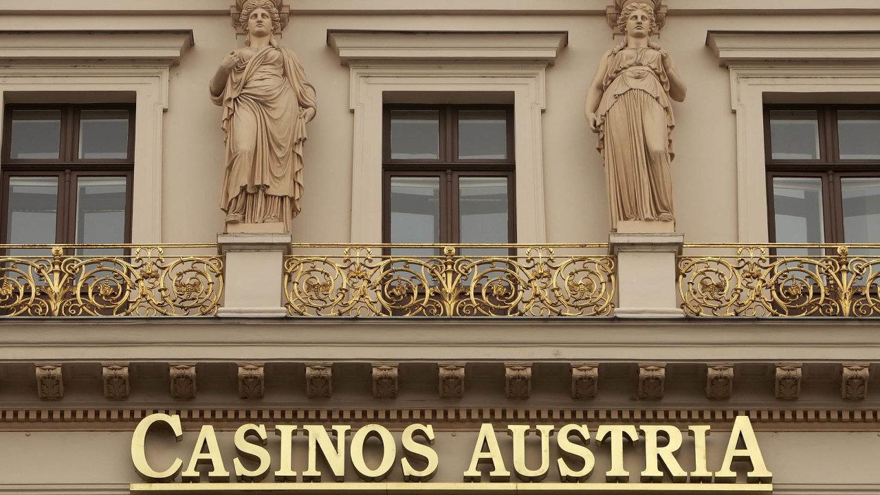 Sazka Group zKomárkovy skupiny KKCG se stala většinovým vlastníkem společnosti Casinos Austria letos 26. června.