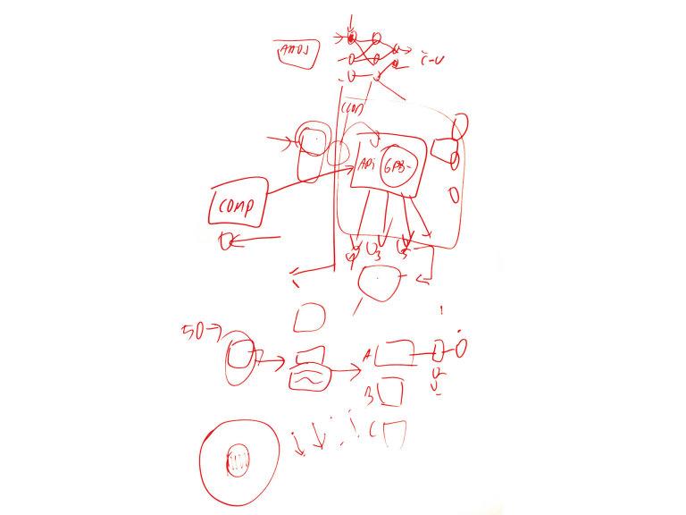 Při vysvětlování, jak systém funguje, autorovi textu Petru Honzejkovi si Jan Tyl vypomohl nákresem.
