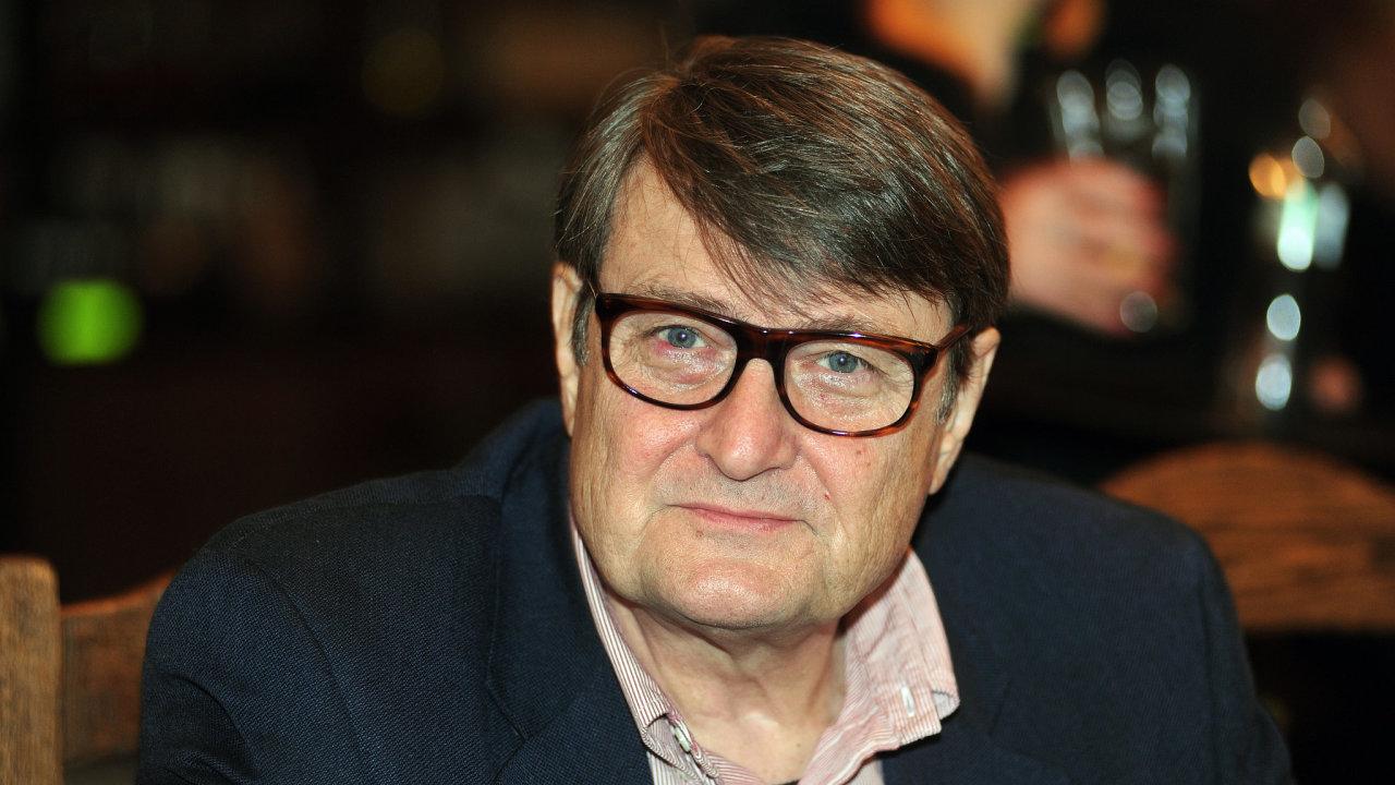 Ve věku 75 let zemřel hudební skladatel a podnikatel Ladislav Štaidl (na archivním snímku z 6. prosince 2011).