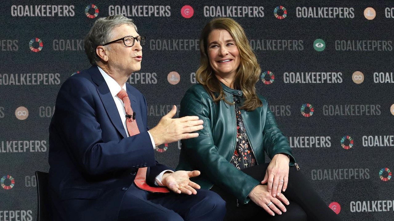 Boj zalepší klima. Bill Gates chce vlistopadu nasvětové klimatické konferenci přednést své představy.