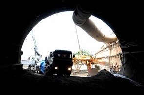 Tunel. Ilustrační foto.
