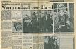 Holandská návštěva Václava Havla