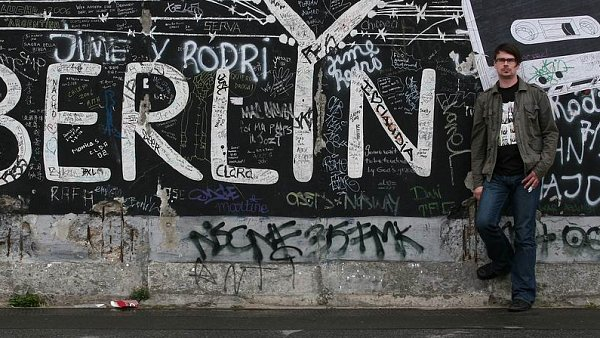 Jaroslav Rudiš bude na Mezinárodním literárním festivalu v Berlíně číst z nového německého překladu své knihy Konec punku v Helsinkách.