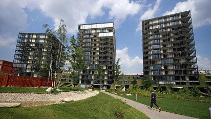 Trh s byty ožívá, ceny rostou. Počet prodaných bytů se vrací na úroveň před krizí