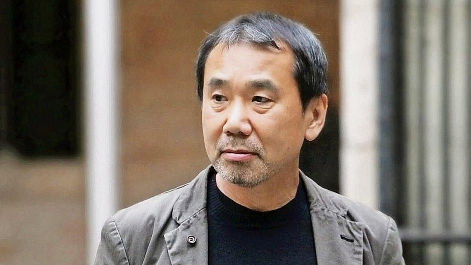 Murakami chce svými knihami čtenáře dovést dále než jen k zábavě