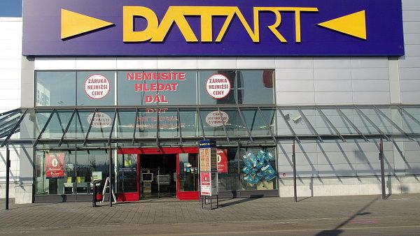 Obchodní řetězec Datart se spojí se skupinou HP Tronic - Ilustrační foto.