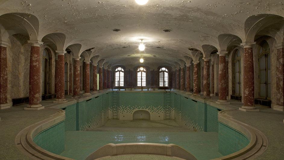 Bazén Petschkovy vily