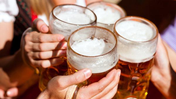 Andrej Babiš chce snížit daň pro sudové pivo - Ilustrační foto.