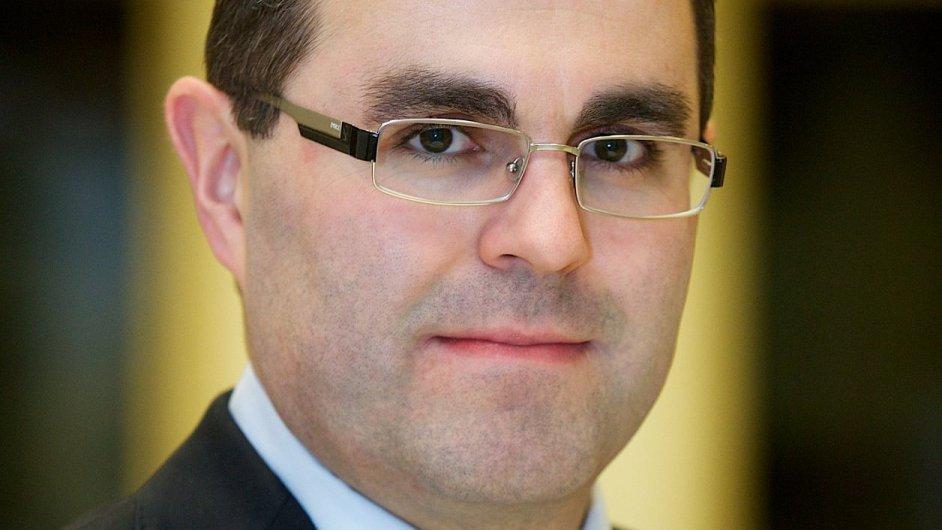 Jiří Krátký, finanční ředitel divize Smart Grid společnosti Siemens