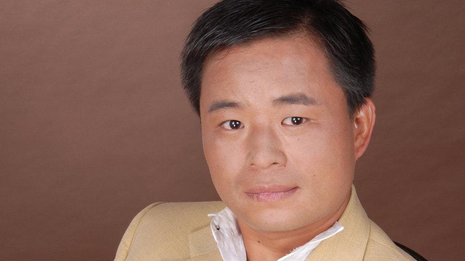 čínský spisovatel Murong Xuecun