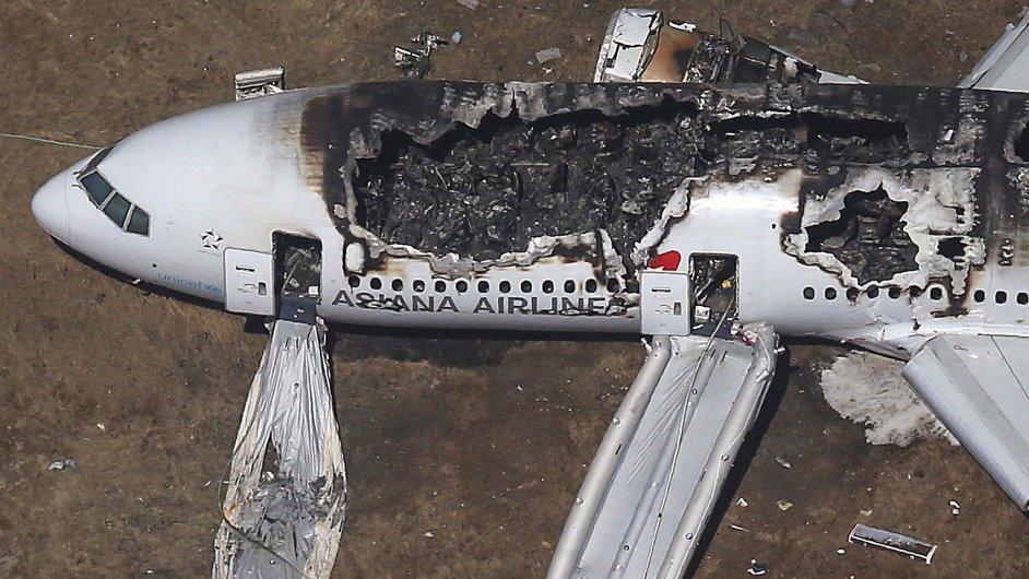 Havárie Boeingu 777 v San Francisku