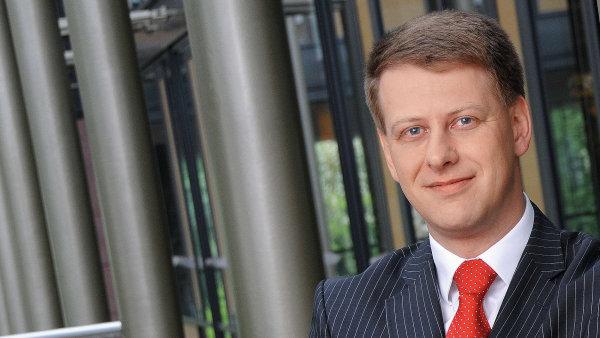 Ekonom Tomáš Prouza