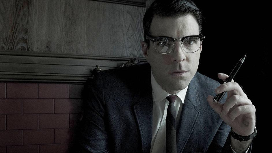 Zachary Quinto známy z Hrdinů a Star Treku má nominaci na Emmy za American Horror Story