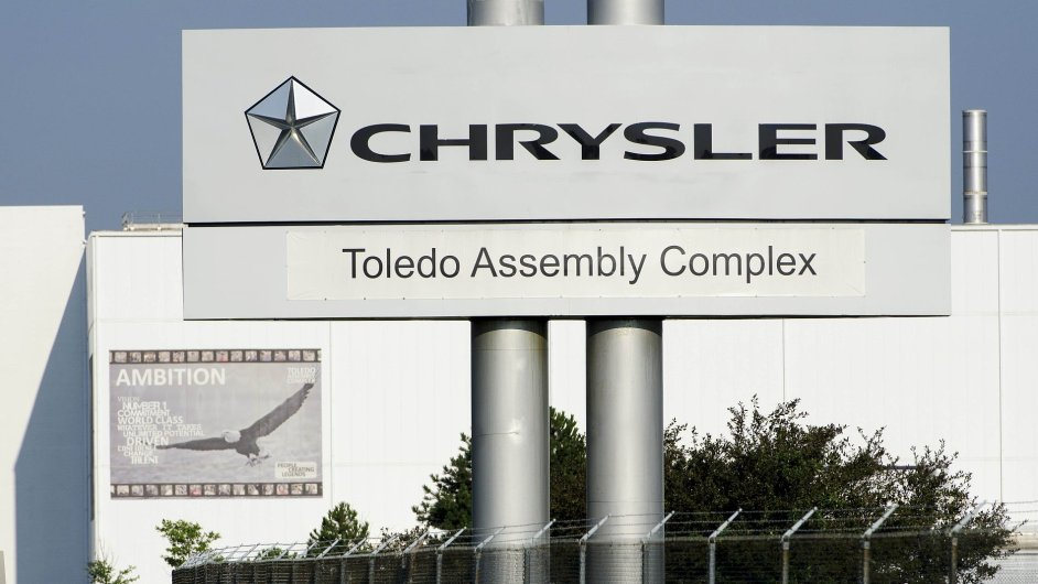 Akcie Chrysleru bude nejspíš možné na burze obchodovat ještě letos. (Ilustrační foto)