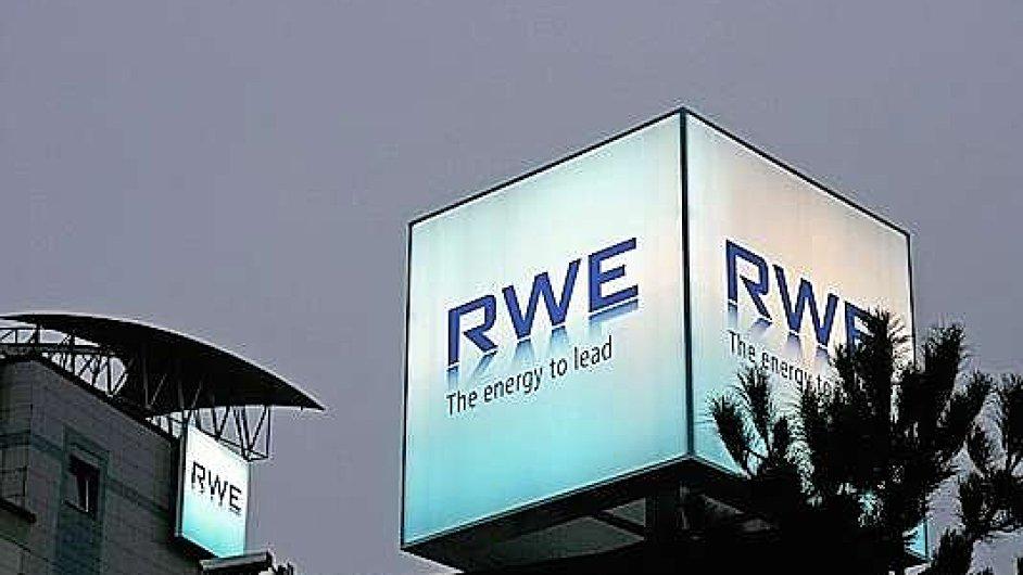 Německá energetická společnost RWE