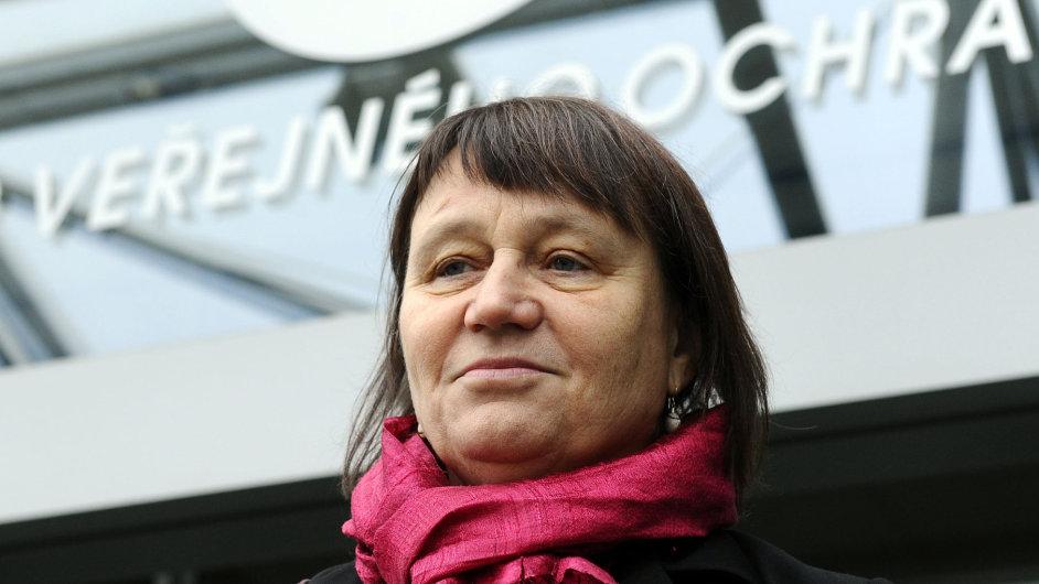 Nová ombudsmanka.
