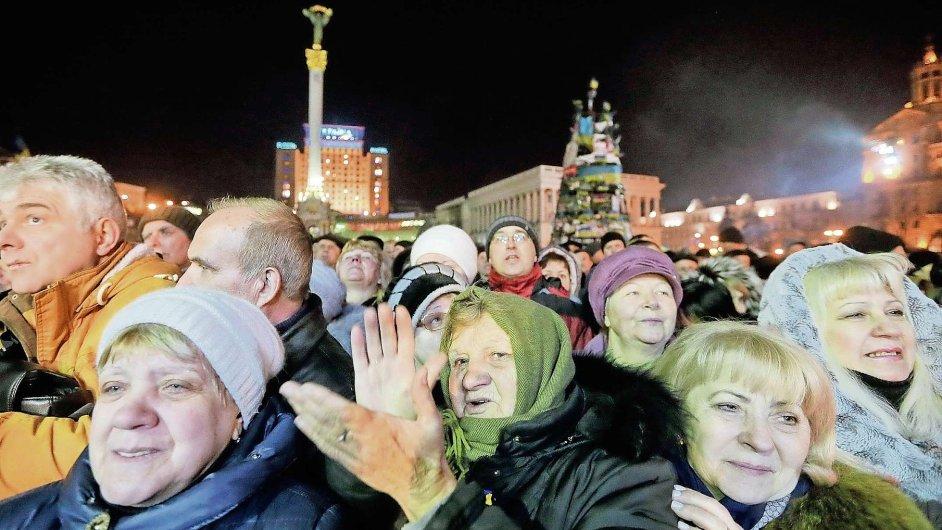 Ukrajince čekají tvrdé reformy.