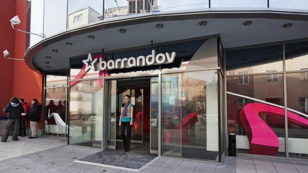 Televize Barrandov (ilustrační foto)